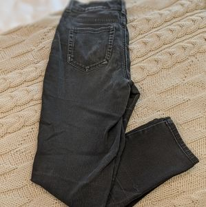 Charter Club Jeans - Charter Club Distressed Black Jeans Pant